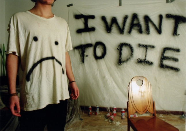 Keegan.Gibbs - i want to die